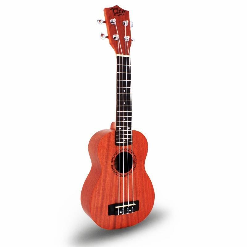 Qteguitar 21 inch best hot sell ukulele 21A