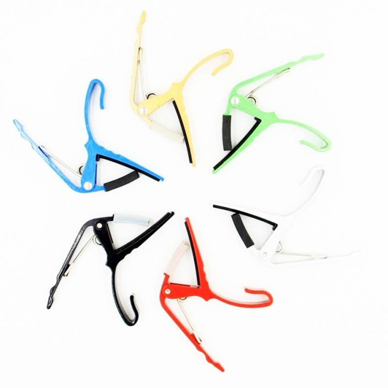 artiny cheap guitar capo difference colors for big hand